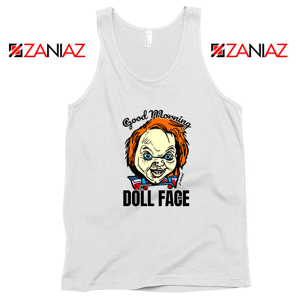 Morning Doll Face Tank Top