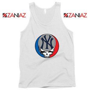 NY Yankees Grateful Dead Tank Top