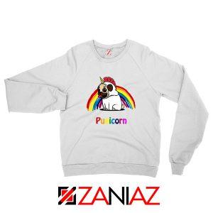 Pugcorn Sweatshirt
