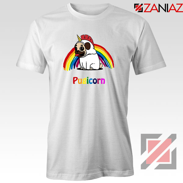 Pugcorn Tshirt