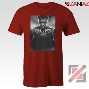 RIP Black Panther Red Tshirt