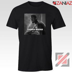 RIP Chadwick Black Panther Black Tshirt