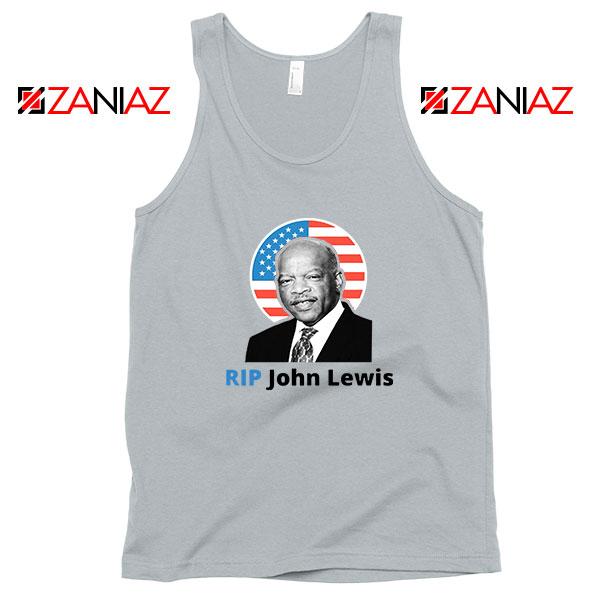 RIP John Lewis Sport Grey Tank Top