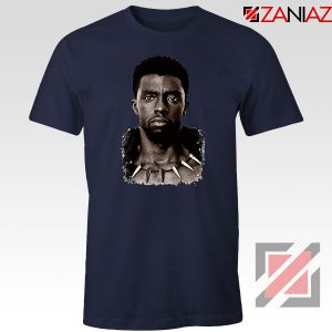 RIP Men of Wakanda Navy Blue Tshirt