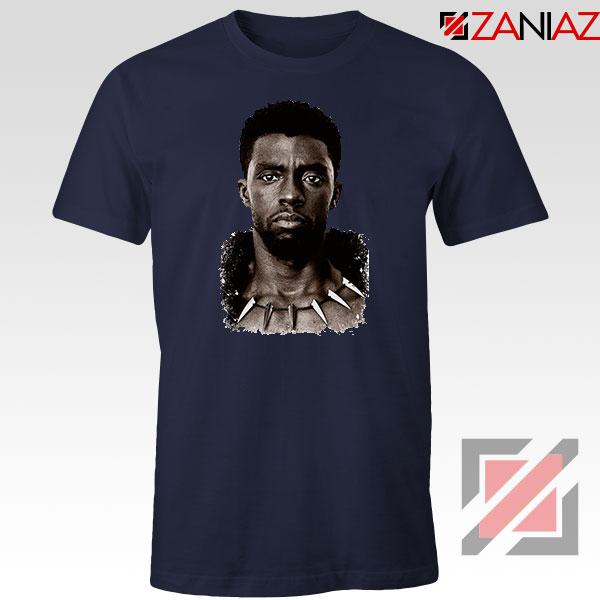 RIP Men of Wakanda Navy Blue Tshirt