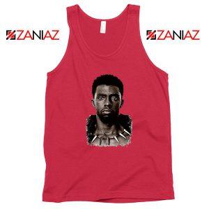 RIP Men of Wakanda Red Tank Top
