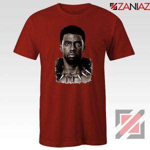 RIP Men of Wakanda Red Tshirt