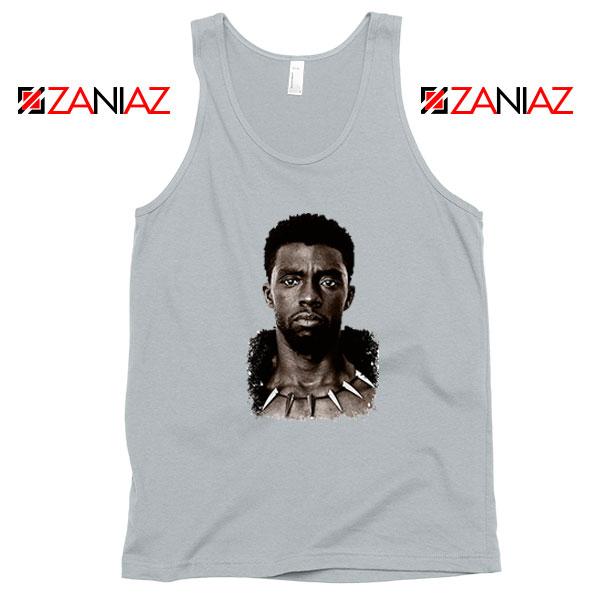 RIP Men of Wakanda Sport Grey Tank Top