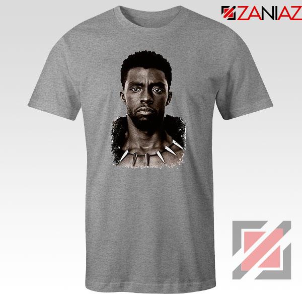 RIP Men of Wakanda Sport Grey Tshirt