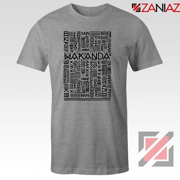 RIP Wakanda Sport Grey Tshirt