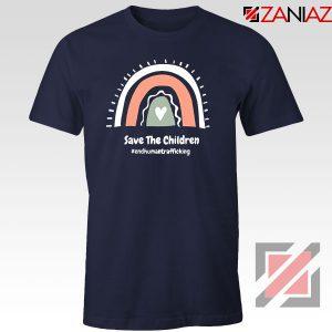 Save The Children Navy Blue Tshirt