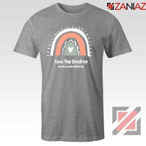 Save The Children Sport Grey Tshirt