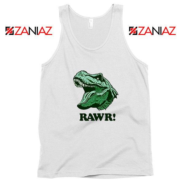 T Rex RAWR Tank Top