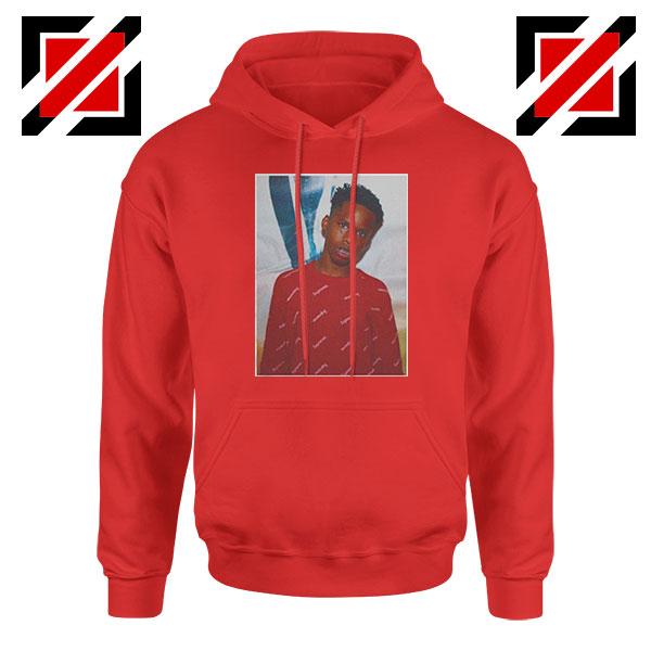 Tay K Custom Red Hoodie