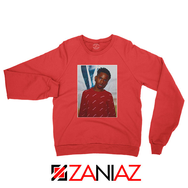 Tay K Custom Red Sweatshirt