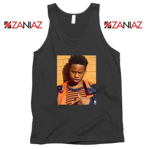 Tay K Rapper Black Tank Top