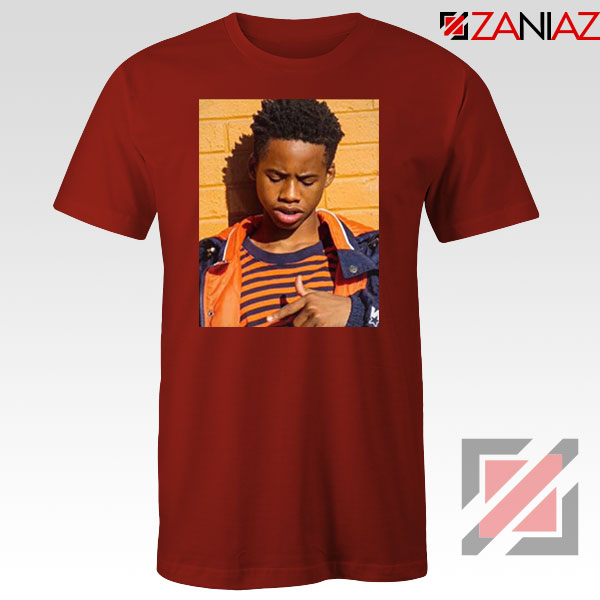 Tay K Rapper Red Tshirt