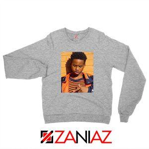 Tay K Rapper Sport Grey Sweatshirt