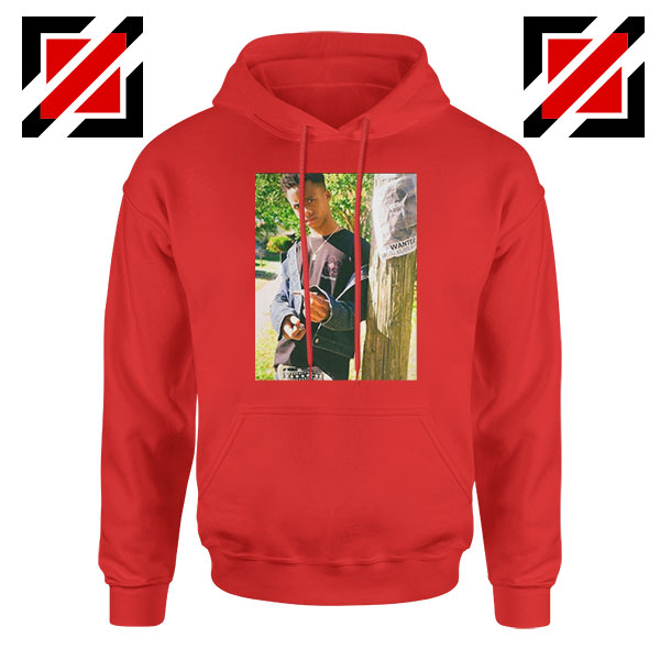 Tay K Ready To Spark Up Red Hoodie