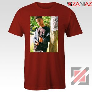 Tay K Ready To Spark Up Red Tshirt
