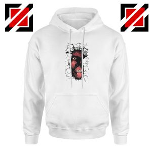 Titan In The Wall Hoodie