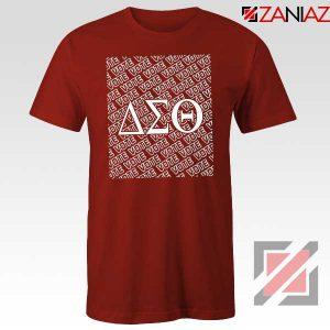 Vote Delta Sigma Theta Red Tshirt