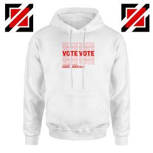 Vote Graphic Hoodie