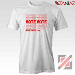 Vote Graphic Tshirt