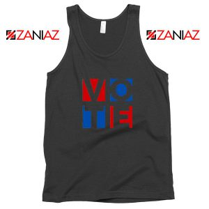 Vote In Every Election Black Tank Top