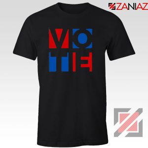 Vote In Every Election Black Tshirt