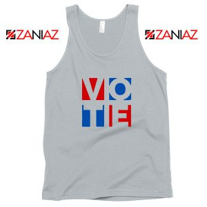 Vote In Every Election Sport Grey Tank Top