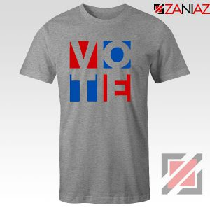 Vote In Every Election Sport Grey Tshirt