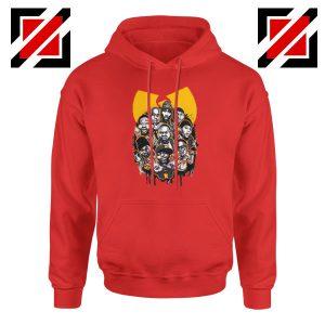 Wu Tang Clan NY Yankees Red Hoodie