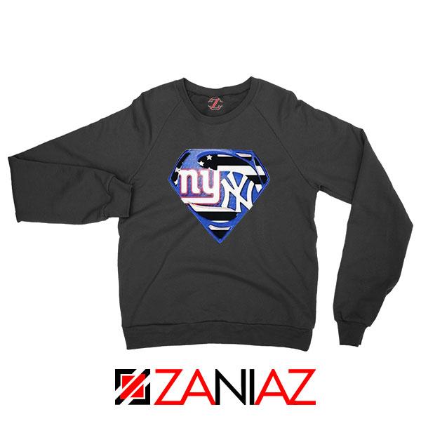 Yankees Superman Sweatshirt