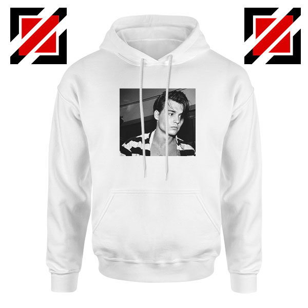 Young Johnny Depp Hoodie