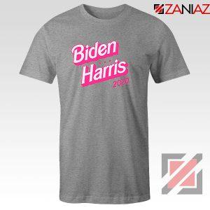 Biden Harris 90s Vintage Sport Grey Tshirt