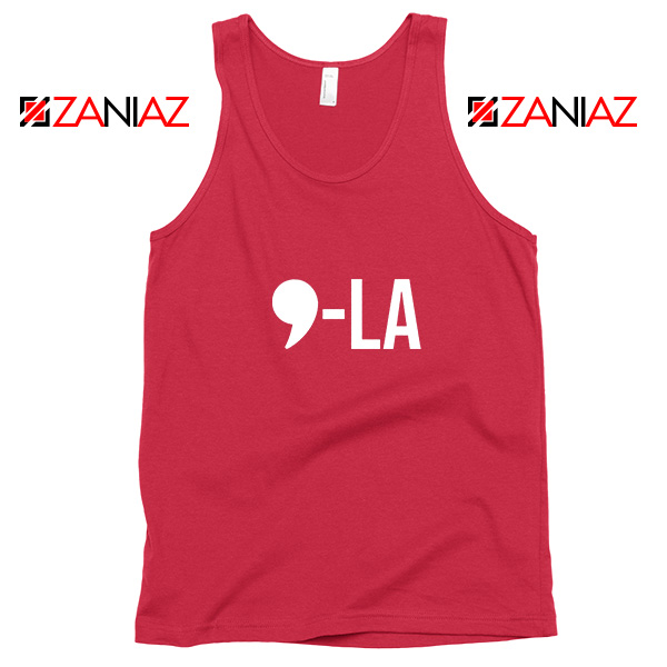 Comma La Red Tank Top