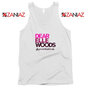 Dear Elle Woods Tank Top
