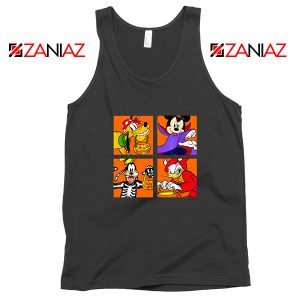 Disney Surprise Halloween Black Tank Top