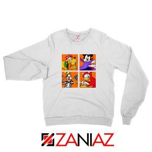 Disney Surprise Halloween Sweatshirt