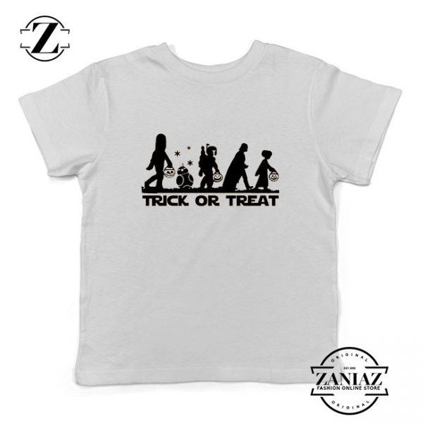 Disney Trick or Treating Kids Tshirt