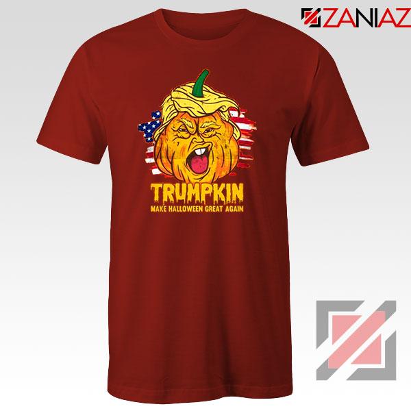 Donald Trumpkin Red Tshirt