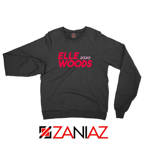 Elle Woods 2020 Black Sweatshirt