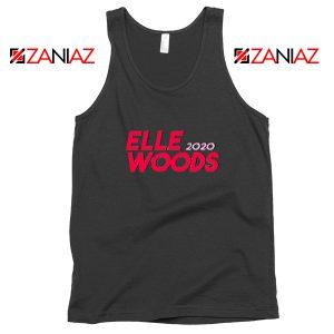 Elle Woods 2020 Black Tank Top