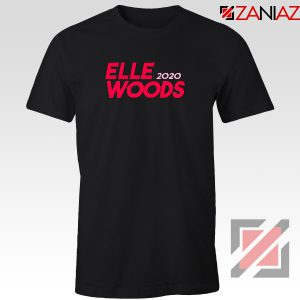 Elle Woods 2020 Black Tshirt