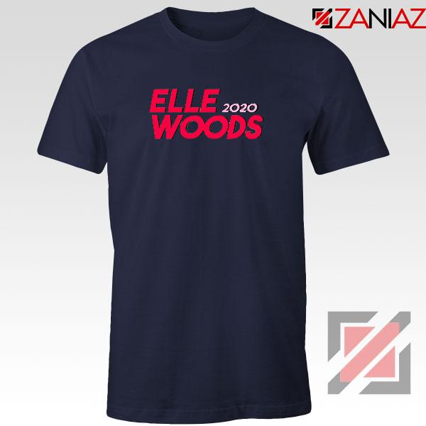 Elle Woods 2020 Navy Blue Tshirt