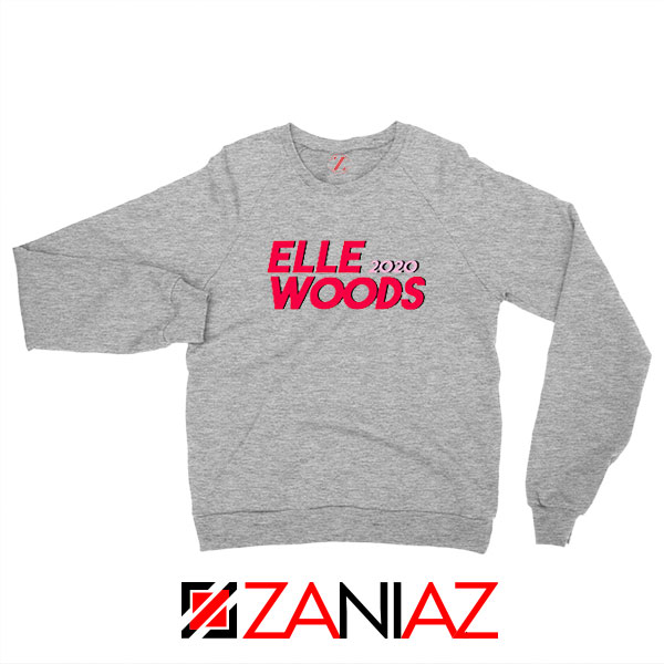 Elle Woods 2020 Sport Grey Sweatshirt