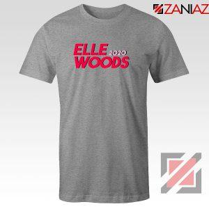 Elle Woods 2020 Sport Grey Tshirt
