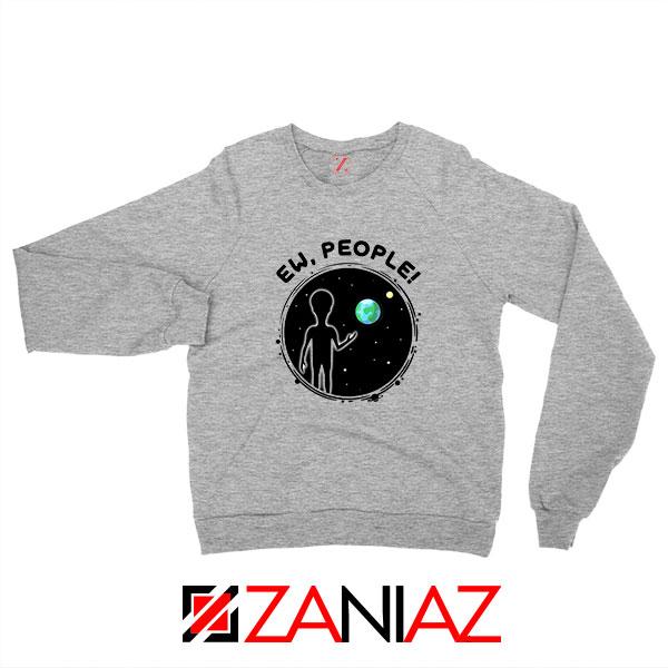 Ew People Quarantine Sport Grey Sweatshirt