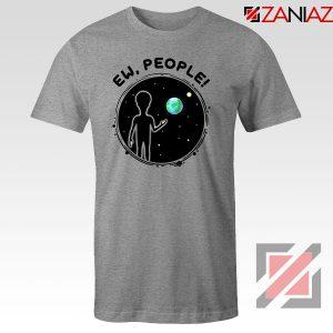 Ew People Quarantine Sport Grey Tshirt